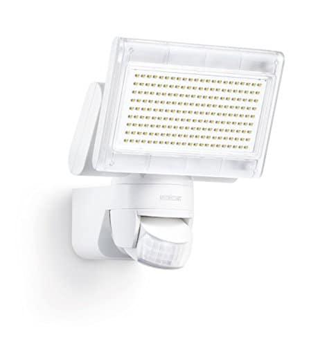 steinel sensor led strahler xled home 1 wei neu mit neutralwei er lichtfarbe 4000 k led. Black Bedroom Furniture Sets. Home Design Ideas
